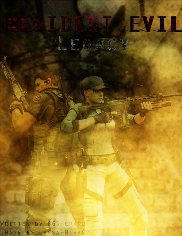Resident Evil Legacy by Lyssa-Nivans