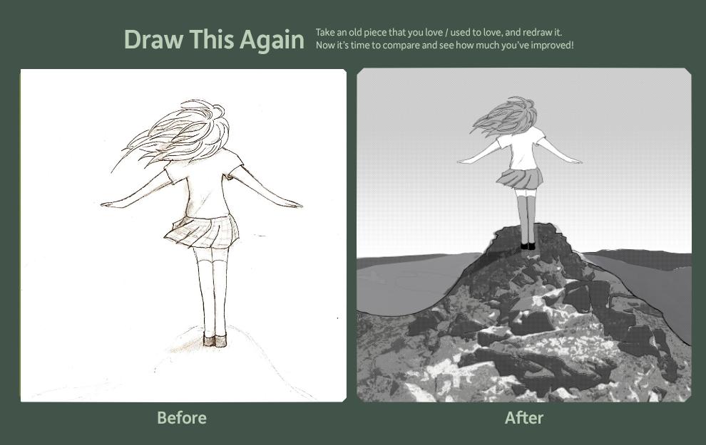Draw This Again(1) by RaiJmH94