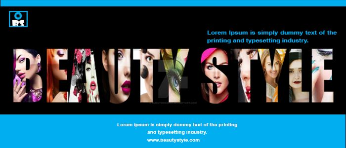 beauty style banner by quratdesigner