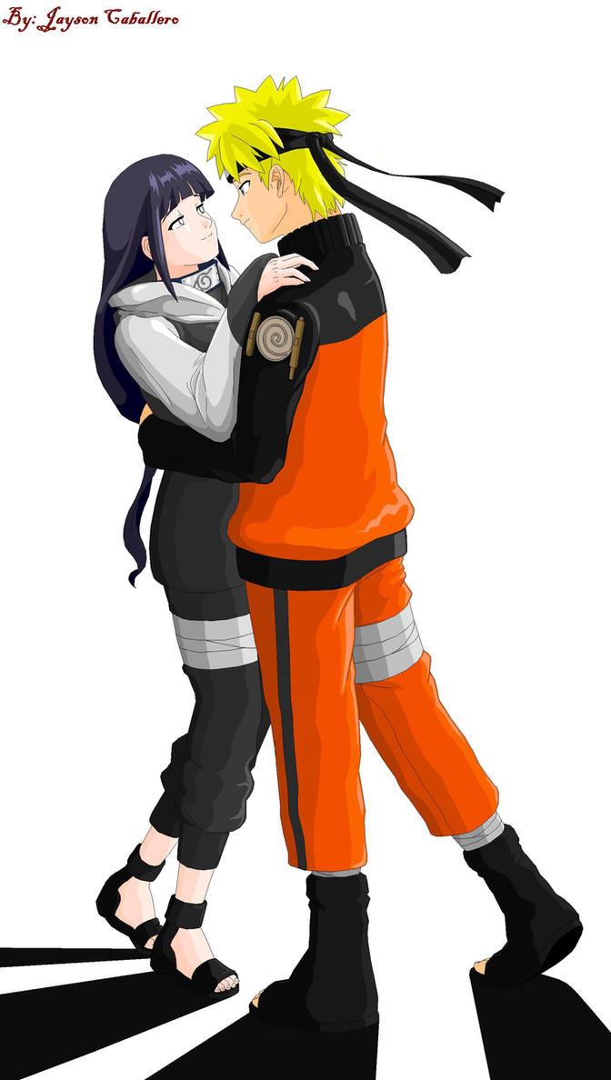 Naruto X Hinata by Avian07