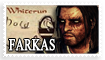 Skyrim Farkas Stamp by WeirdHyena