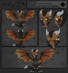 Skylanders : Havok, the Hybrid Son