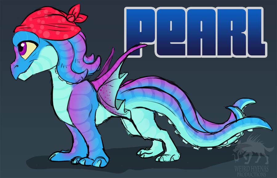Skylanders : Pearl by WeirdHyenas