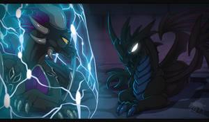 Skylanders : Dragons of Darkness