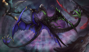 Commission : Rjunhuld'ruinen dol Mjolja by WeirdHyenas