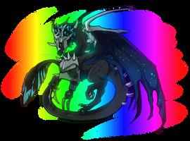 Kurosia : Athrenna Pride by WeirdHyenas