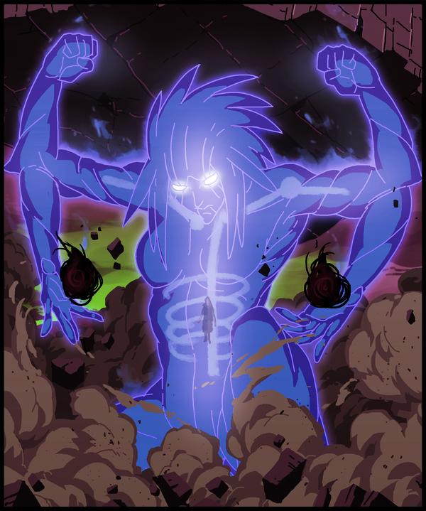 A Female #Susanoo (Blue) By Animeboy274s On DeviantArt