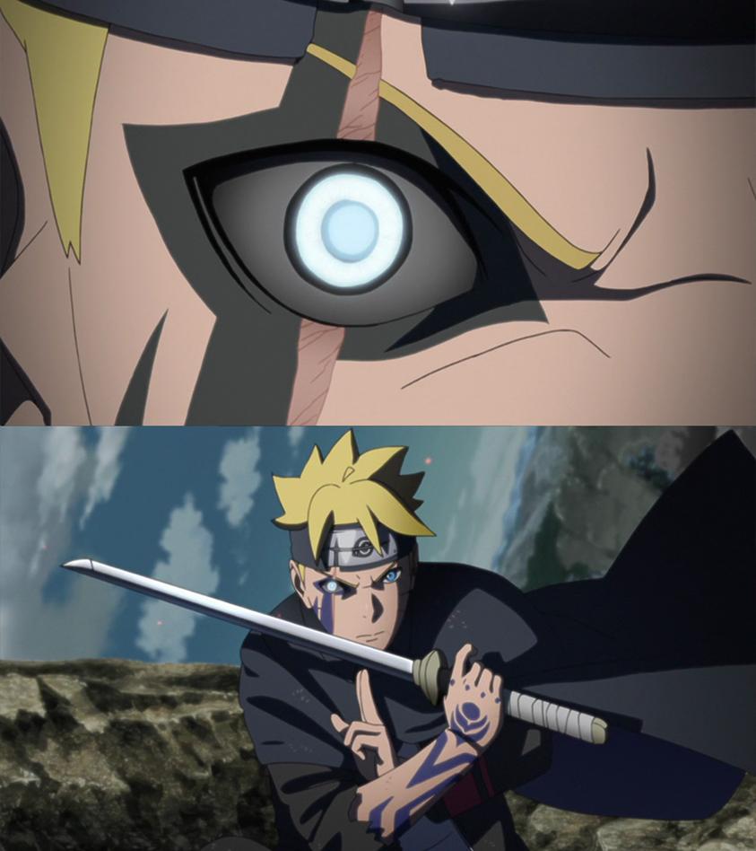 Borutos Eye The Jougan Naruto Amino: Borutos Eye Power (HD) By Animeboy274s On DeviantArt