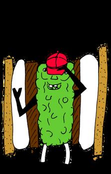 Pickle Smore