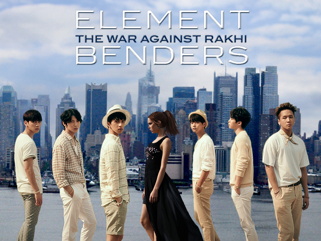 Element Benders: The War Against Rakhi by XxMangelBxX