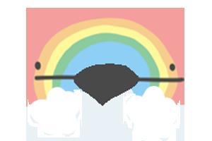 rainbow by ANIMEPRO465