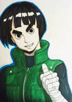 Rock Lee by LinsoreHY