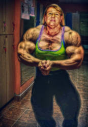 Granny Gains by GrannyMuscle