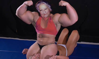Granny Tops Wilma by GrannyMuscle