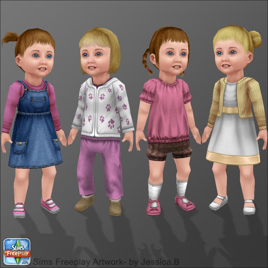 The Sims 4 Toddlers Shirt | ANLIS