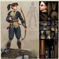 Archer Spec Sheet