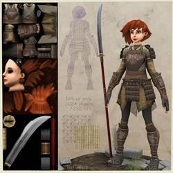 Warrior Spec Sheet