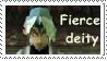 Fierce deity stamp by Zeldaphoenix