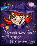 Sweet Dreams and Happy Halloween