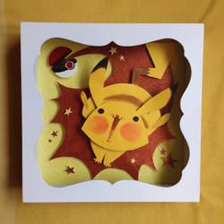 Pikachu! I CHOOSE YOUUUUUUU! by AronDraws