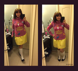 Mabel Pines Costume