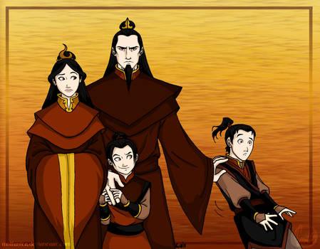 Avatar Happy Family