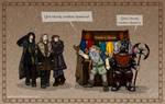 The Hobbit: Modern Dwarves
