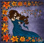 Flower Breeze by wolfanita