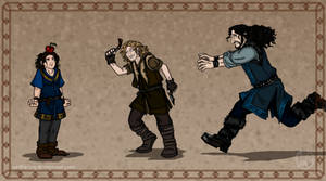 The Hobbit: Little Angels
