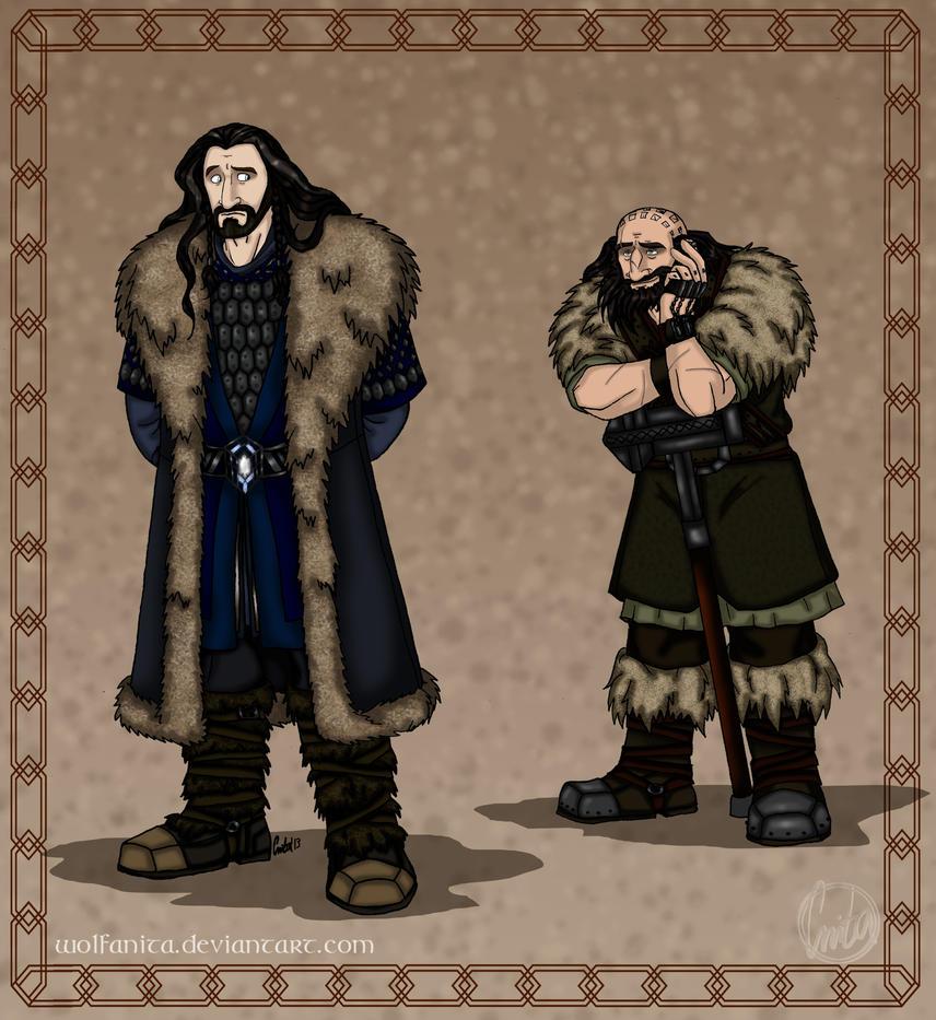 The Hobbit: Biggest Fan by wolfanita