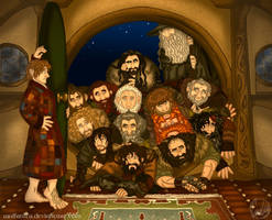 The Hobbit: Knock Knock