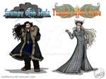 The Hobbit: Shirt Designs