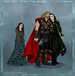 Thor The Dark World: Truce