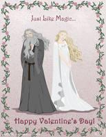 Hobbit Valentine by wolfanita