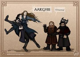 Silmarillion: First Encounter by wolfanita