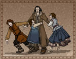 The Hobbit: Daddy! Part Three: Much Sought-After