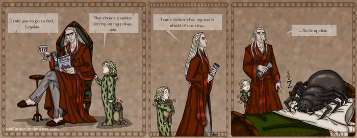 The Hobbit: Daddy! Part Four: Childish Fears