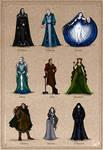 The Silmarillion: The Aratar