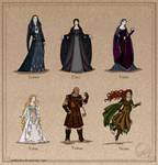 The Silmarillion: The Lesser Valar