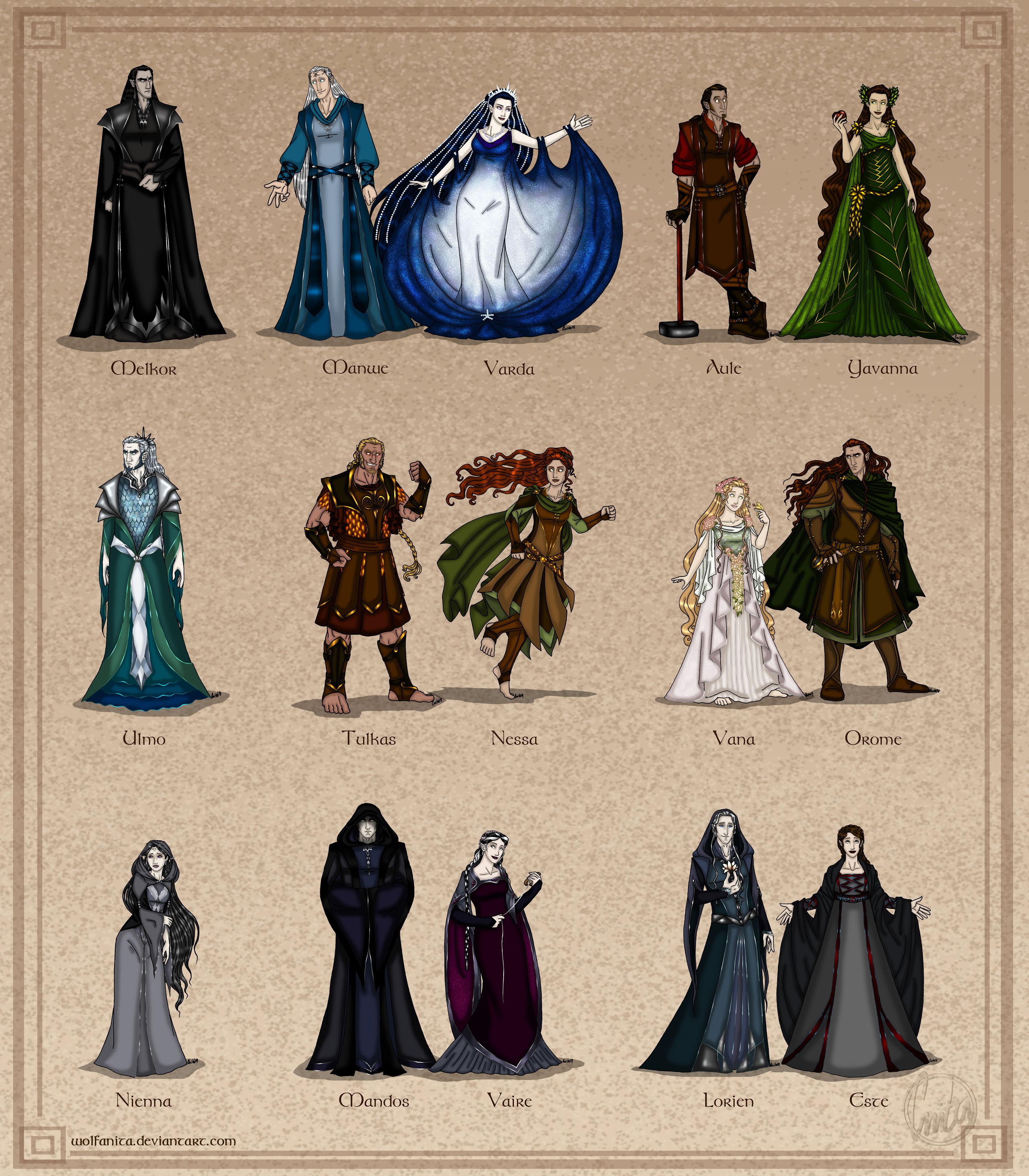 Tolkien Dance