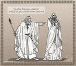 LotR: Words of Great Magic