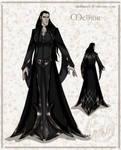 The Silmarillion Doodle: Melkor II