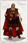 The Silmarillion Doodle: Tulkas II