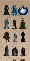The Silmarillion: The Valar 2015