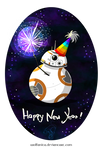 Star Wars: A BB New Year!