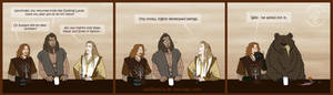 LotRHobbitSilmarillion: Suggest a Character Gag