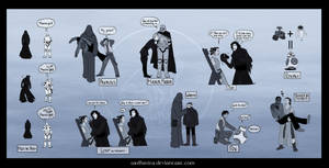Star Wars: The Big Sheet of Small TFA Gags
