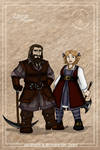 Folks of Euboa: Dwarves