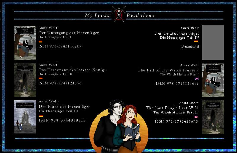 My Books - Read them!