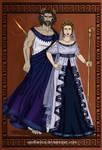 GodsOfAncientGreeceCouples: Zeus and Hera